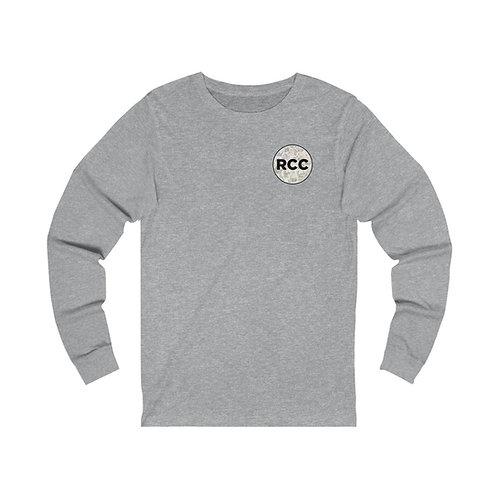 RCC - Unisex Jersey Long Sleeve Tee HC logo