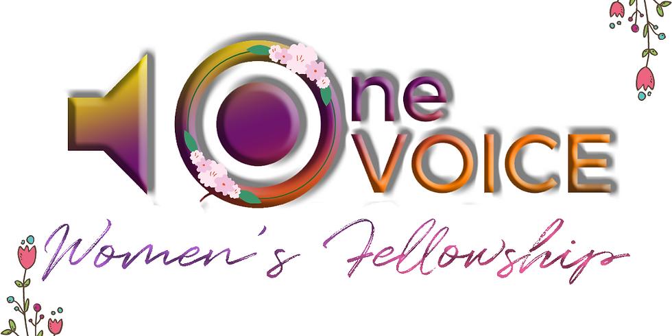 One Voice: Women's Fellowship