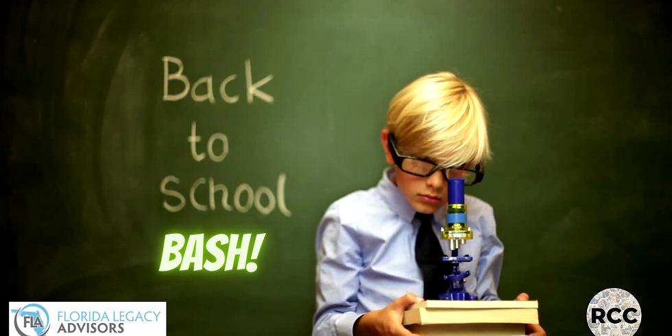 RCC's Back to School Bash 2021