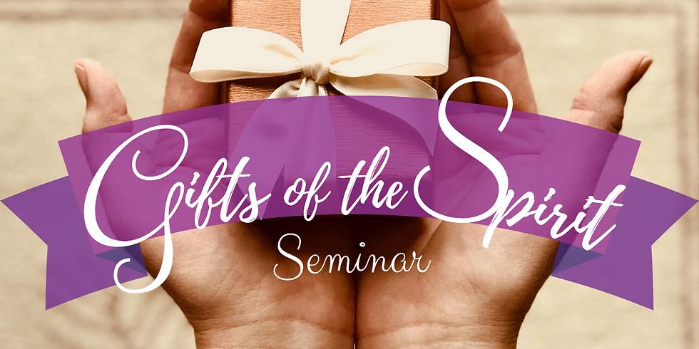 Gifts of the Spirit (Seminar)