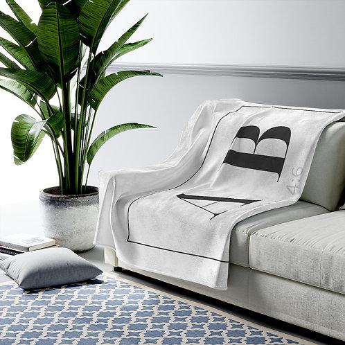 Velveteen Plush Blanket - ABBA Gal 4:6