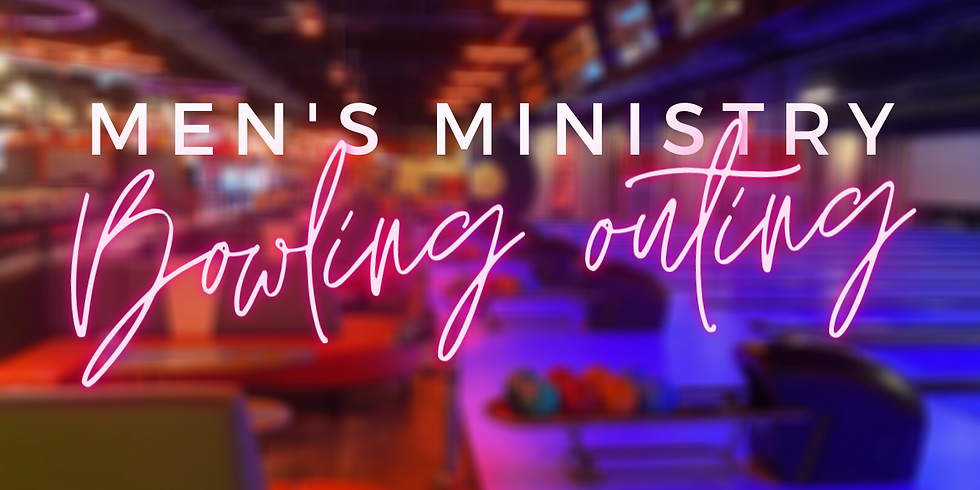 Men's Ministry Bowling