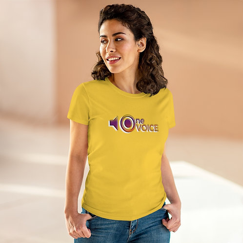 Women's One Voice T-Shirt