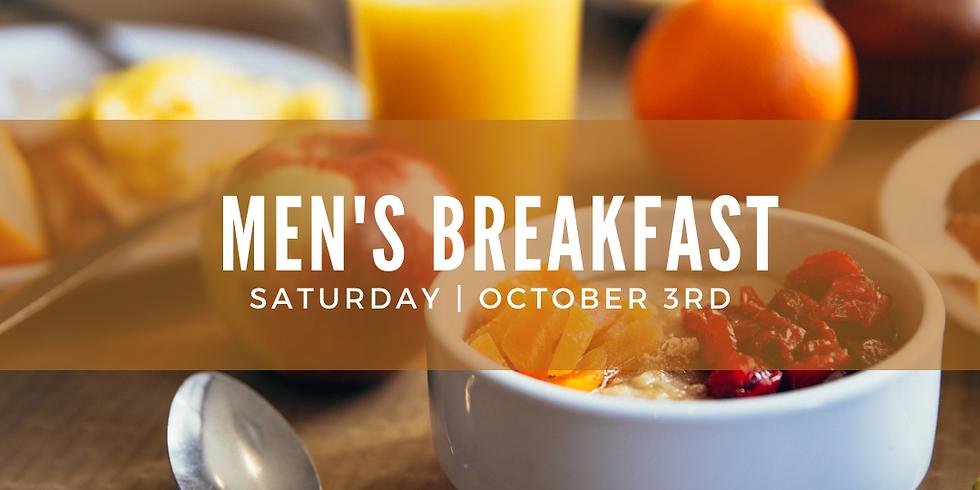 Men's Breakfast Gathering