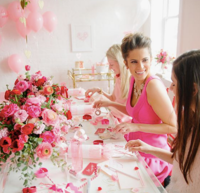 Using Pinterest to Plan a Party