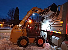 Snow Hauling Kamloops