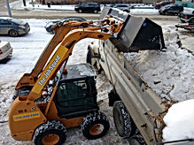 Snow Removal Service Kamloops