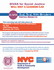 Learning Lab Flyer