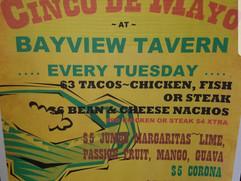taco tuesday menu