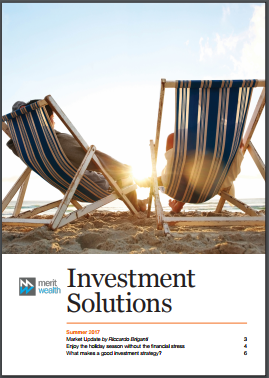 Investment Solutions Magazine - Summer 2018
