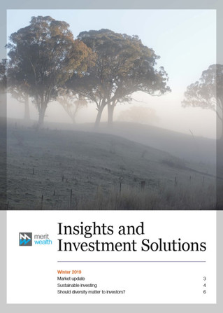 Investment Solutions Magazine - Winter 2019