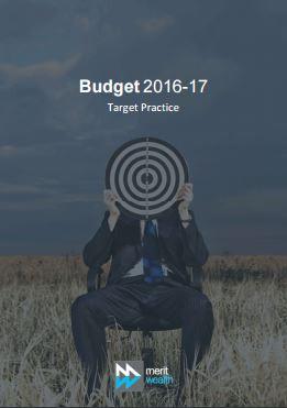 2016/17 Budget Summary - Target Practice