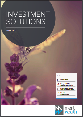 Investment Solutions Magazine - Spring 2017