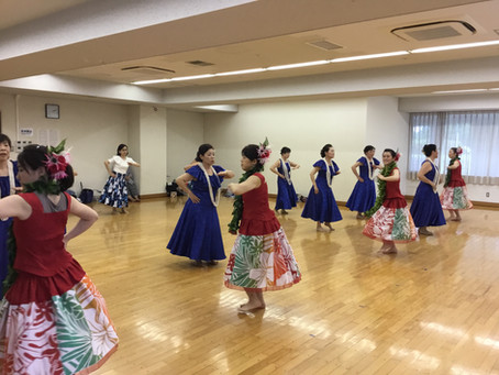 JST Nagoya HAWAII Festival で踊ります🌺