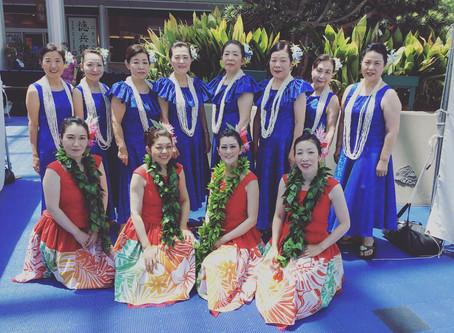JST Nagoya HAWAII Festivalで踊ってきました❣️