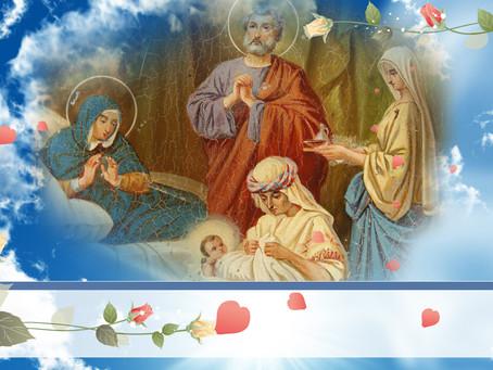 Із Днем Різдва Пресвятої Богородиці!