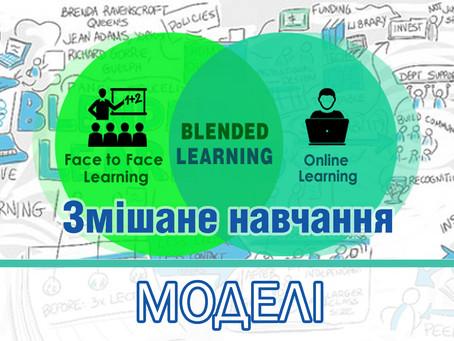 Моделі змішаного навчання: особливості, поради, успішні приклади