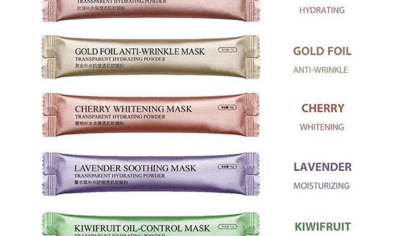 Organic Hydro-Jelly Mask + Hyaluronic Acid Essence