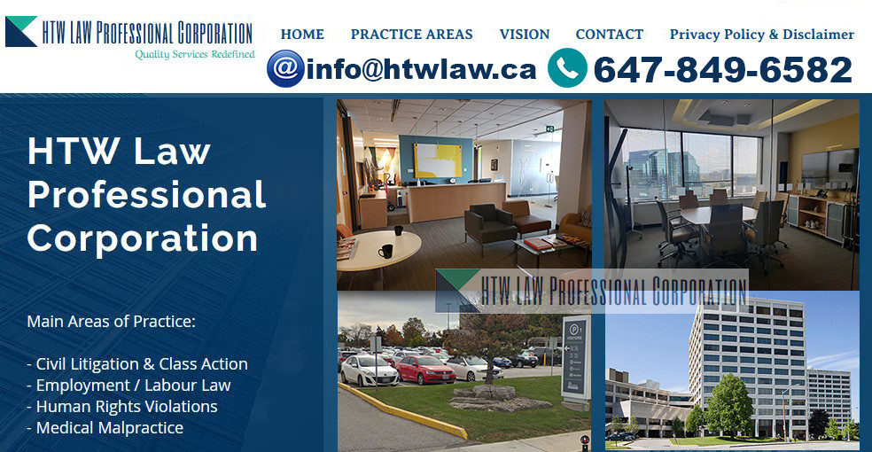 HTW Law - Employment Lawyer Contact Information