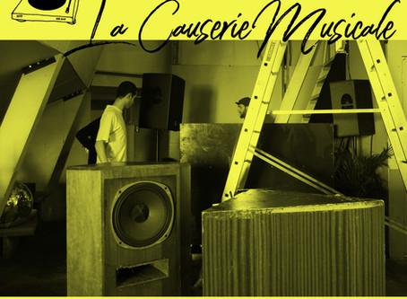 LCM#25 - Sound saves the day   Cedric Woo