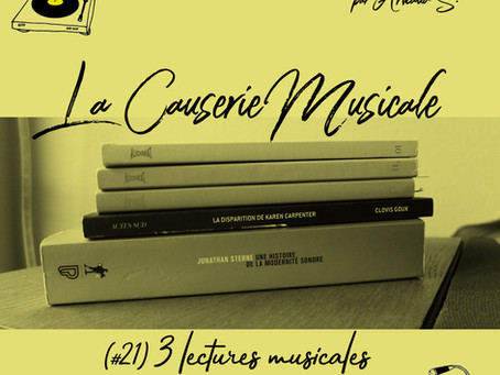 LCM#21 - 3 lectures musicales