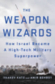 The Weapon Wizards - Book