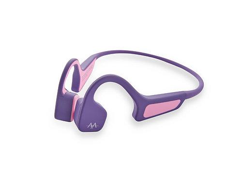 BonELF X Wireless Bone Conduction Headphones - Purple