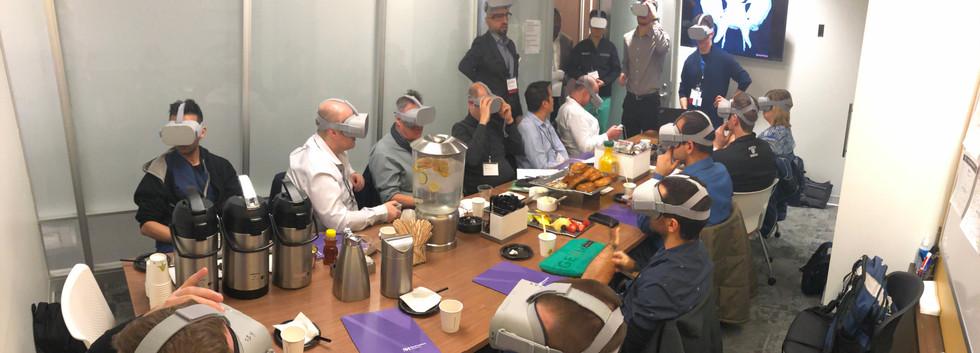 3D & Virtual Anatomy Demonstration