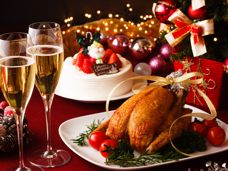 Tips to help you and your gut survive the festive season