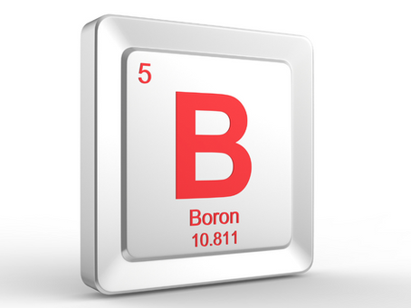 Boron – An Underrated Mineral that is Important for Hormone Balance and Fertility over the age of 40