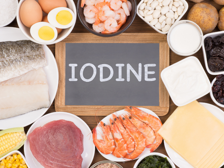 Is Iodine deficiency affecting your thyroid and fertility?