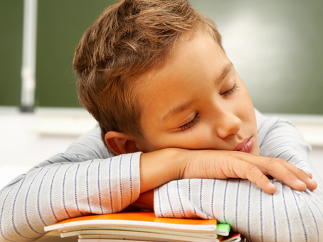 Does your Child have Adrenal Fatigue?  Supporting our Stressed and Overscheduled Children