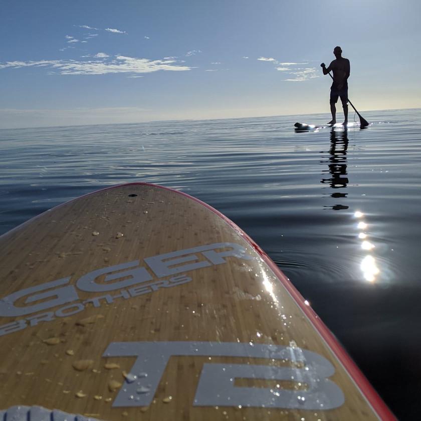 Paddle Boarding Mornington