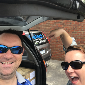 Behind the Dreams: Meet Trevor of Select Locksmiths & Security.