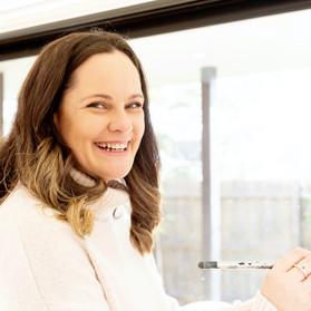 Behind the Dreams: Meet Katie of Katie Rees Design.