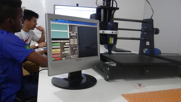 Aplicações CNC Router Fabnerdes