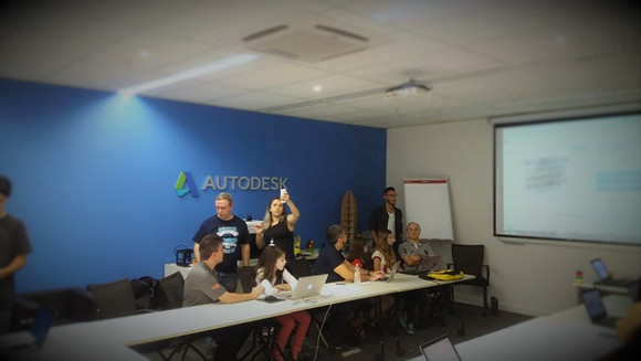 Kids At Autodesk Day São Paulo