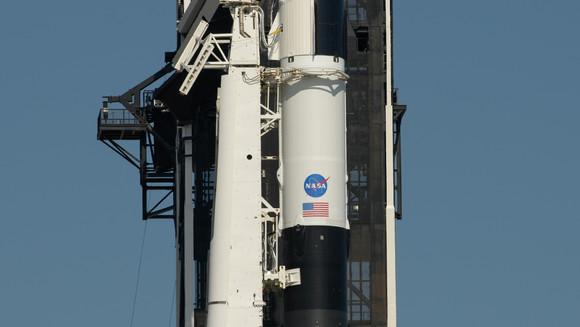 NASA, SpaceX lançarão primeiros astronautas à Estação Espacial dos EUA Desde 2011
