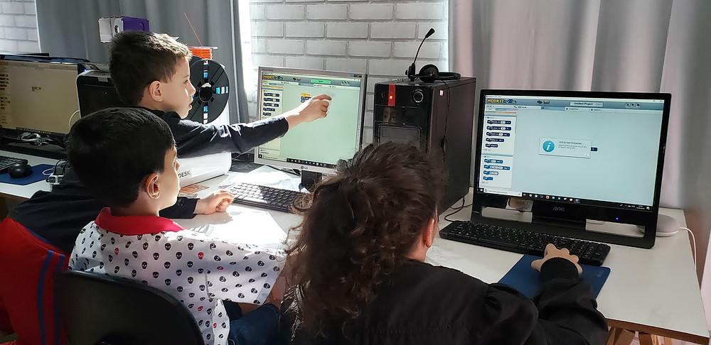 Programação - Fábrica de Nerdes