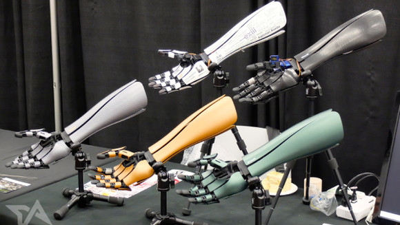 Como os braços robóticos impressos em 3D podem ajudá-lo