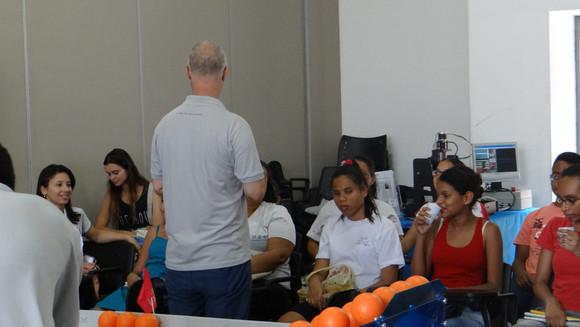 Projeto de Robótica Inclusiva é destaque na Feira de Ciências e Engenharia de Guarulhos