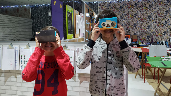 Realidade Virtual (VR) dá aos alunos novas maneiras de aprender