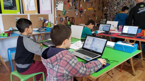 Como envolver os alunos mais jovens em ciência da computação.
