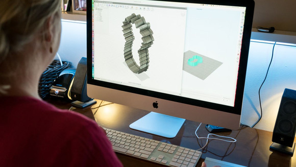 Quebrando o molde: Cortadores de biscoito impressos em 3D