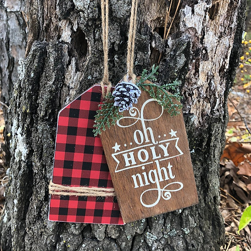 Oh Holy Night Tag