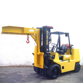 Hyster S7.00XL Forks or Jib