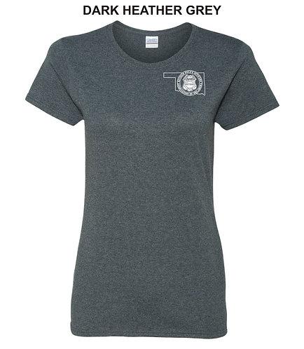 Gildan Short Sleeve WOMEN's Cut T-Shirt