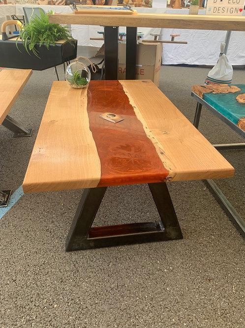 """Table Basse """"Cuivré"""""""