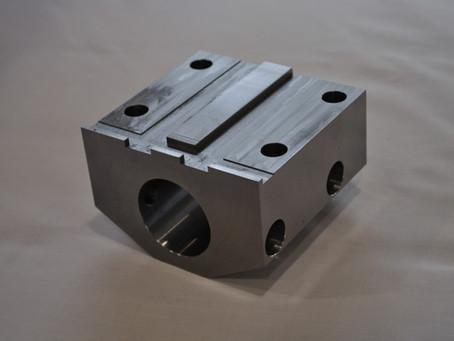 NC旋盤のツール冶具 研磨加工 マシニング加工