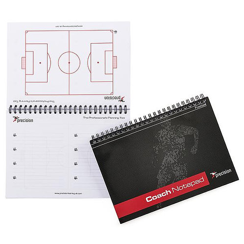A5 Pro Coaches Notepad